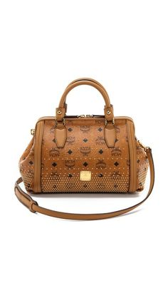 cc5b0d9196 MCM Small Boston Bag Mcm Purse