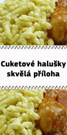 Slovak Recipes, Food 52, A Table, Macaroni And Cheese, Food And Drink, Healthy Eating, Low Carb, Lunch, Vegetables