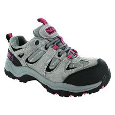 Nord Trail Womens Mt Washington Low Top Hiking Shoes Size 6.5 Composite Toes #NordTrail #WalkingHikingTrail