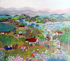 GINA Gallery of International Naive Art - What's New?