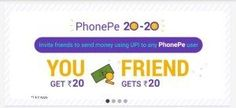 PhonePe Refer & Earn Offer : Get On Signup & Per Referral - Trick Xpert Earn Money, Invitations, Earning Money, Save The Date Invitations, Shower Invitation, Invitation