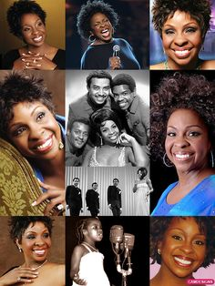 """Gladys Maria Knight (b. May 28, 1944), known as the """"Empress of Soul"""", is an American singer-songwriter, actress, businesswoman, humanitarian, & author. She's best known for the hits she recorded during the 1960s & 1970s, for both the Motown & Buddah Records labels, with her group Gladys Knight & the Pips, the most famous incarnation of which included her brother Merald """"Bubba"""" Knight & her cousins Edward Patten and William Guest. The group was inducted into the Rock & Roll Hall of Fame in 1"""