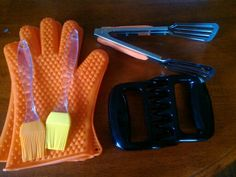 Cooking grillin set