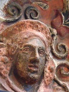 Faces of Ancient Etruscan Civilization