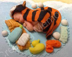 baby tigger cake - Recherche Google