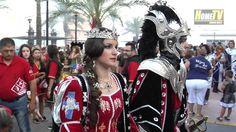SPAIN / Celebrations / Moors and Christians Festivals - Fiestas de Moros y Cristianos. Se celebran fundamentalmente en el Levante español y sur de la provincia de Valencia, y las más populares son las celebradas en las localidades tales como: Alcoy, Cocentaina, Elda, Petrel, Onteniente, Villena, Bocairent, Bañeres Guardamar o Villajoyosa. También se celebran en la Región de Murcia, el este de Andalucía y algunas otras zonas limítrofes con la Comunidad Valenciana.