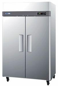 Turbo Air M3R47-2 47 cu. ft. 2 Door Refrigerator