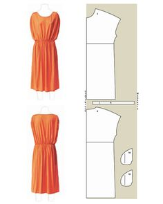 Airy veste-se costurar: Cortes e Procedimentos - BRIGITTE