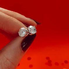 Details about  /14k Gold Cute Small 5mm Flat Heart Studs Screw Back Earrings Girls Womens