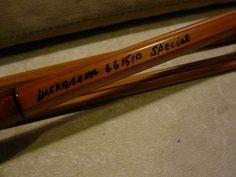 Dickerson 661510, 6' 6, 3piece, 2 tips 2012,5,4イメージ 3