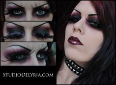2010-09-08 >> Blind Mag from Repo the Genetic Opera >> Tutorial on Youtube