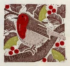 Image result for louise nichols textile artist Applique Embroidery Designs, Wool Applique, Applique Quilts, Embroidery Stitches, Robin Pictures, Art Projects, Sewing Projects, Christmas Sewing, Christmas Projects