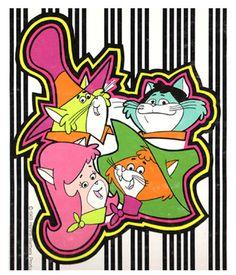 Hanna Barbera's Catanooga Cats