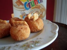 Cinnamon Toast Crunch Truffles - Cinnamon Toast Crunch recipes curated by SavingStar Grocery Coupons. Save money on your groceries at SavingStar.com
