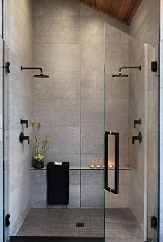 Urban Zen Spa Bath - Contemporary - Bathroom - Other - by Lauren Levant Interior Zen Bathroom Decor, Bathroom Plans, Bathroom Interior Design, Modern Bathroom, Small Bathroom, Master Bathroom, Bathroom Ideas, Downstairs Bathroom, Contemporary Bathroom Designs