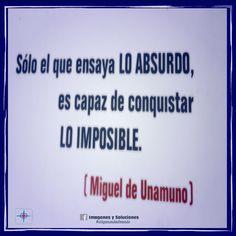 """""""Conquistemos lo Imposible"""" #imagenesysoluciones #etiquetatucalidad #etiquetandoalmundo"""
