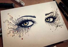 25 Colorful Illustrations and Paintings by Svenja Jodicke. Follow us www.pinterest.com/webneel