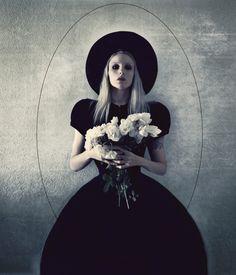 Valeria Chorozidi • Dark Beauty Magazine