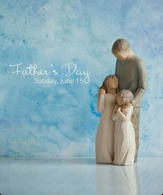 Father's Day is June 15th!