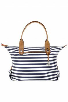 I can't live with out my 'How Does She Do It - Navy Stripe'