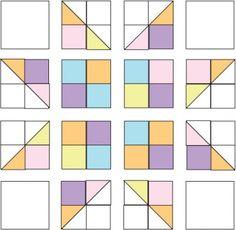 "5"" Charm Pack Superstar quilt - tutorial"