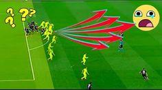 Jebakan Offside Yang Berhasil & Gagal Dalam Sepak Bola