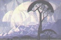 Middle-aged White Male: J.H. Pierneef ( 1886 - 1957 )