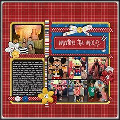 A Project by kresta_l from our Scrapbooking Gallery originally submitted 02/07/11 at 04:52 PM