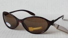 #women accessories Foster Grant women sunglasses brown NWT spring loaded frame metal side bars withing our EBAY store at  http://stores.ebay.com/esquirestore