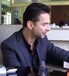 Dave Gahan of Depeche Mode 2007