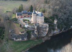 Château de Belcayre.Thonac - Dordogne. Aqutaine
