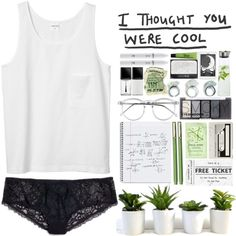 """""""#12 I was clever when I was like six."""" by wereallbloodyinspired on Polyvore"""