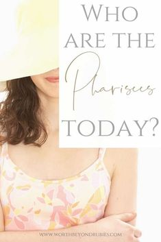Anyone who has read the Bible has read about the Pharisees and their seemingly never-ending run-ins with Jesus. In this post we will look at who the Pharisees were, what the definition of Pharisee is, and ask ourselves who are the Pharisees today! The answer might surprise you! #pharisees #biblestudy #christianblog #worthbeyondrubies #bible #pride Christian Faith, Bible, Inspiration, Biblia, Biblical Inspiration, Books Of Bible, The Bible, Motivation