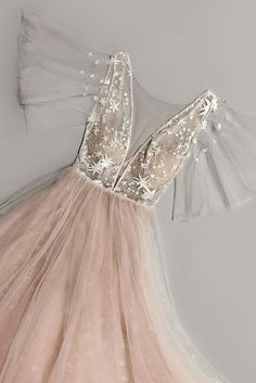 V neck Champagne Tulle Long Prom Dress, Sexy Evening Dress, Appliques Party Dress - Prom Dresses Champagne Evening Dress, Sexy Evening Dress, Evening Dresses, Formal Dresses, Maxi Dresses, Wedding Dresses, Summer Dresses, Long Dresses, Short Elegant Dresses