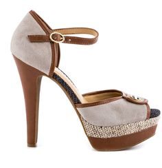 """Barnaby"" by Jessica Simpson in Elephant G Suede *click pic to explore purchasing* ~ 11andchic.com"