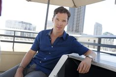 Benedict Cumberbatch, the thinking man's alpha wolf