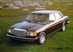 300 D Turbodiesel / W 123 D 30 A, 1981 - 1985