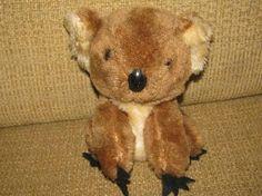 Vintage R. Dakin koala bear 1978 by ALEXLITTLETHINGS on Etsy, $19.99