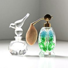 Hot Damn! This is pretty.  Perfume Bottle I, $120, now featured on Fab.