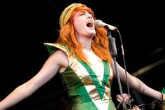 Why Glastonbury Should Book Florence + The Machine To Headline The Festival In 2015 http://nmem.ag/ISlJX