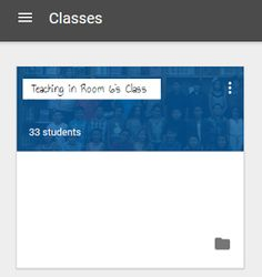 Google Classroom: Signing Up! | Teaching in Room 6 | Bloglovin'