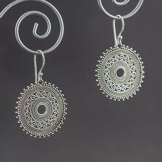 orientalnie - kolczyki (proj. Ma�gorzata Zb�k), do kupienia w DecoBazaar.com