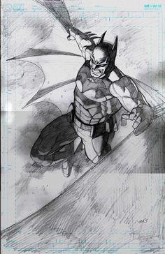 BATMAN by thepunisherone on DeviantArt