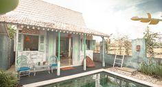 The Rustic & Photogenic Villa Seminyak Indonesia, Bali, SooBali Villas,