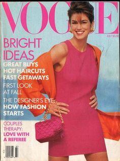 Vogue August 1990