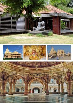 Gujarat Tour 6n/7d- Tours From Delhi - Custom made Private Guided Tours in India - http://toursfromdelhi.com/gujarat-tour-package-6n7d-ahmedabad-rajkot-dwaraka-porbandar-somnath-junagadh/
