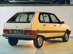 OG | 1981 Citroën Visa Mk2 | Pre-production model from Heuliez