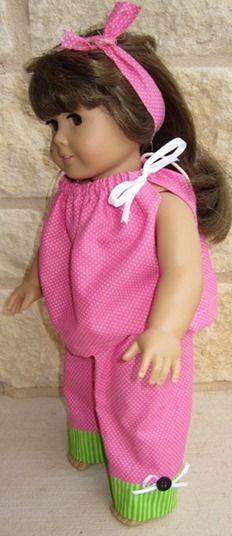 FunThreads Designs: 18 inch doll play set tutorials