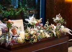 Table Decorations, Bridal, Flowers, Lisa, Wedding, Home Decor, Mariage, Homemade Home Decor, Decoration Home
