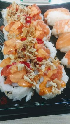 Sushi mode
